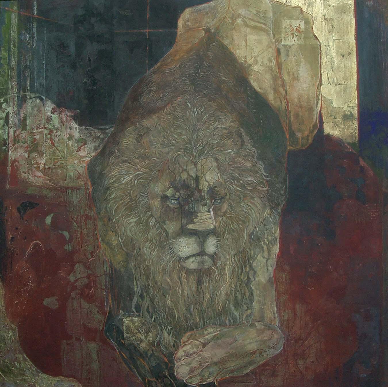 2008京展市長賞-虚の王ー150s